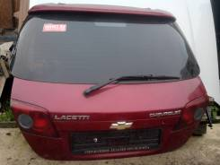Дверь багажника. Chevrolet Lacetti, J200 Двигатели: F14D3, F16D3