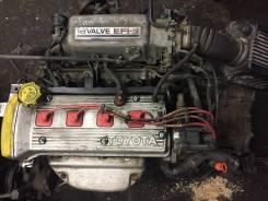 Двигатель в сборе. Toyota: Sera, Tercel, Cynos, Corolla II, Corsa Двигатель 5EFHE