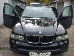 BMW X5. автомат, 4wd, 3.0 (218 л.с.), дизель, 250 000 тыс. км