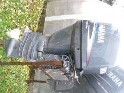Yamaha. двигатель подвесной, 100,00л.с., бензин. Под заказ