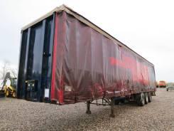 Fruehauf. - полуприцеп шторный 1997г. в., 30 000 кг.