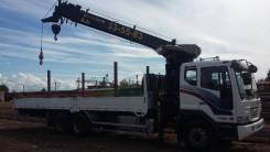 Daewoo Ultra Novus. Продается грузовик , 11 000 куб. см., 14 000 кг.