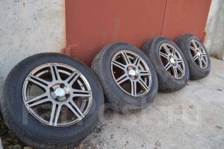 Bridgestone. 6.5x15, 4x100.00, ET38