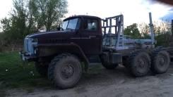 Урал 4320. Продам , лесовоз с роспуском, 10 000 куб. см., 8 000 кг.