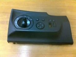 Блок кнопок корректора фар освещения панели приборов Chery M11