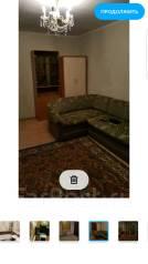 2-комнатная, улица Ставропольская 89. Карасунский, частное лицо, 46 кв.м. Комната