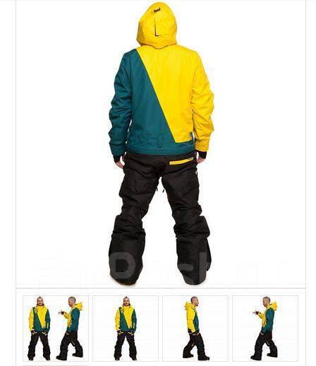 Сноубордический Комбинезон COOL ZONE Snowboard 4310 28 Желтый ... 0698f62dfaa
