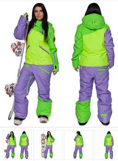 Лыжный Комбинезон COOL ZONE 18 MIX 3514М27М -20% - Женская одежда ... 0cd496536ca