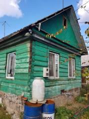 Продам дом в Хабаровске. Улица Ачинская 7, р-н Индустриальный, площадь дома 30 кв.м., электричество 5 кВт, отопление жидкотопливное, от агентства нед...