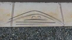 Накладка на дверь. Isuzu Bighorn