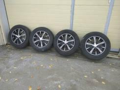 215) Комплект колес Eurosport + 195/65R15. 5.0x15 4x100.00 ET45 ЦО 73,0мм.