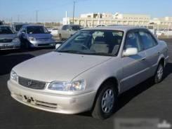 Toyota Corolla. автомат, 1.6, бензин, 140 тыс. км, б/п, нет птс. Под заказ