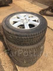 Продам колеса зимние 215/60R16. 6.5x16 5x114.30 ET45 ЦО 60,0мм.