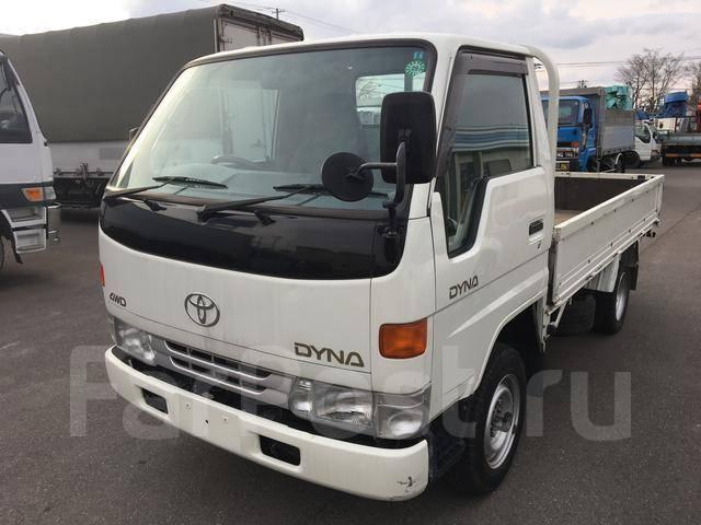 Toyota Dyna. Toyota DYNA, 2 800 куб. см., 1 500 кг. Под заказ