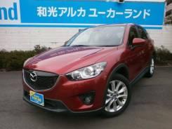 Mazda CX-5. автомат, 4wd, 2.2, дизель, 23тыс. км, б/п. Под заказ
