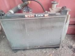 Радиатор охлаждения двигателя. Toyota Raum, NCZ25 Двигатель 1NZFE