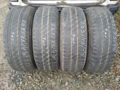 Bridgestone Dueler H/L D683. Летние, 2009 год, износ: 40%, 4 шт