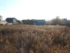 Отличный участок на Чумакова в Уссурийске. 1 140 кв.м., собственность, электричество, вода, от частного лица (собственник). Фото участка
