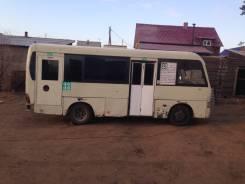 Hyundai County. Продаётся Автобус Хендай Каунти, 3 900 куб. см., 16 мест