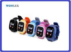 Детские часы телефон GPS Q80 оригинал от Wonlex. Бесплатная доставка