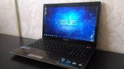 """Asus K53. 15.6"""", 2,8ГГц, ОЗУ 6144 МБ, диск 500 Гб, WiFi, Bluetooth"""