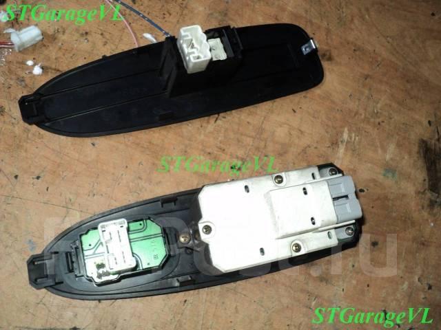 Блок управления стеклоподъемниками. Toyota Celica, ST202, ST202C, ST203, ST205 Toyota Curren, ST206, ST207, ST208