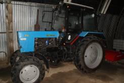 МТЗ 82.1. Продаётся Трактор Беларусь 2008 года выпуска, 4 000 куб. см.