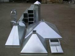 Производство изделий из оцинкованной стали