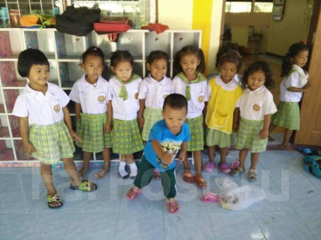 Работа учителем в Таиланде