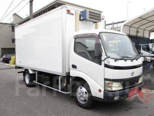 Toyota Dyna. рефрижератор 2т будка, 4 600 куб. см., 3 000 кг. Под заказ