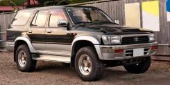 Toyota Hilux Surf. Продажа птс с рамой