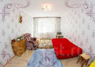 2-комнатная, улица Надибаидзе 1. Чуркин, агентство, 50 кв.м. Комната