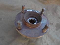 Фланец ступицы. Nissan Sunny, FB15 Двигатель QG15DE