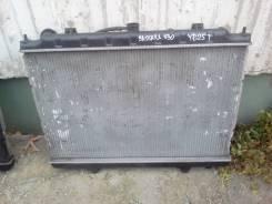 Радиатор охлаждения двигателя. Nissan Bassara, JVNU30 Двигатель YD25DDT