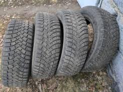 Michelin X-Ice North 2. Зимние, шипованные, 2011 год, износ: 20%, 4 шт