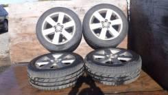 Колеса R16 с Toyota Caldina Premio Will VS Celica OPA. 6.5x16 5x100.00 ET0