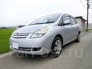 Toyota Corolla Spacio. автомат, передний, 1.5, бензин, 52 000 тыс. км, б/п, нет птс. Под заказ