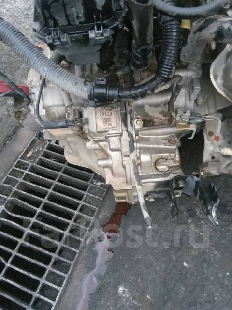 АКПП. Toyota: Vitz, Probox, WiLL Cypha, Belta, bB, Porte, WiLL Vi, Funcargo, Succeed, ist, Corolla Fielder Двигатель 2NZFE