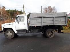 ГАЗ 3309. Газ 3309, 4 750 куб. см., 5 000 кг.