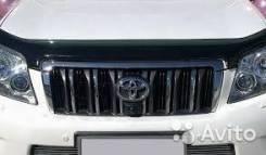 Решетка радиатора. Toyota Land Cruiser Prado, KDJ150L, TRJ12, GRJ150W, GRJ151W, TRJ150W, GRJ150L Двигатели: 1KDFTV, 1GRFE, 2TRFE