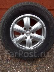 Породам зимние колёса на литых дисках для Мицубиси паджеро спорт. x17