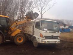 Вывоз мусора , самосвал 5 тонн