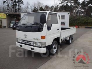 Toyota Dyna. бортовой 4вд, 3L дизель, 1.5 тонник, 2 800 куб. см., 1 500 кг. Под заказ