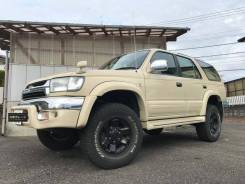 Toyota Hilux Surf. автомат, 4wd, 2.7, бензин, 68 000 тыс. км, б/п, нет птс. Под заказ