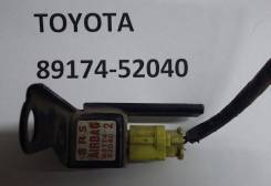 Датчик airbag. Toyota Funcargo, NCP20, NCP21, NCP25, NCP60, NCP61, NCP65 Двигатели: 1NZFE, 2NZFE