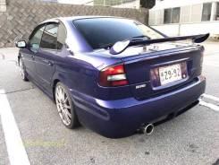 Спойлер. Subaru Legacy B4, BE5