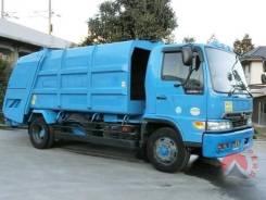 Hino Ranger. , мусоровоз c захватами 10м3, J08C мех. тнвд, 7 960куб. см. Под заказ