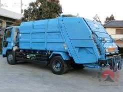 Hino Ranger. , мусоровоз c захватами 10м3, J08C мех. тнвд, 7 960 куб. см. Под заказ