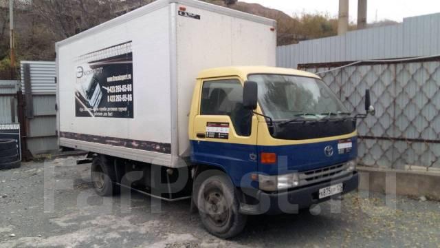 Toyota Dyna. Срочно грузовик с работой , 4 100 куб. см., 3 000 кг.