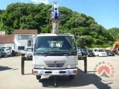 Nissan Diesel Condor. автокран(кран колёсный) 5 тонн, 75ая установка, 5 000 кг. Под заказ